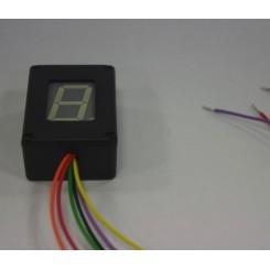 3MO Gear display