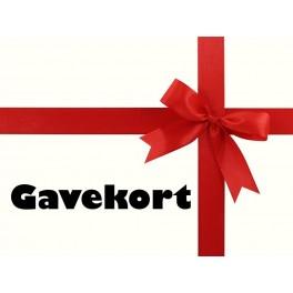Gavekort 10 kr
